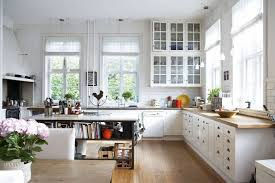 White Formica Kitchen Cabinets Kitchen Room Design Elegant Scandinavian Style Interior Kitchen