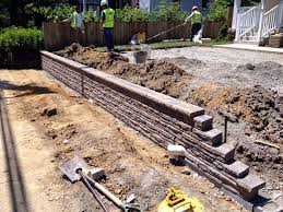 cheap retaining wall solutions the garage journal board