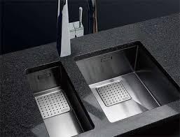 franke peak sink collection new luxury kitchen sinks for 2010