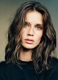 collarbone length wavy hair min hairstyles for collarbone length hairstyles best ideas about
