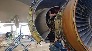 Air Force One Installation Putting Ed Force One Back Together Again U2013 Flightradar24 Blog