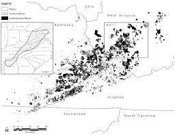 Virginia Regions Map by Land Free Full Text Landscape Scale Disturbance Insights Into
