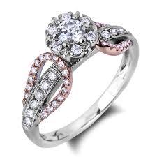 fancy wedding rings lugaro fancy pink forevermark diamond engagement ring