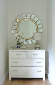 Glossy White Dresser Livelovediy How To Paint Furniture The Easy Way