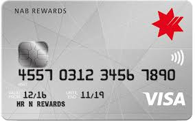 nab rewards classic credit card reward cards nab