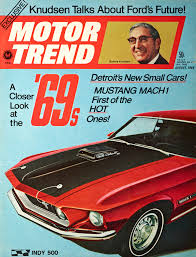 covered ford mustang motor trend covers from 1964 present motor