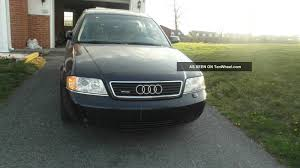 2001 audi a6 owners manual free