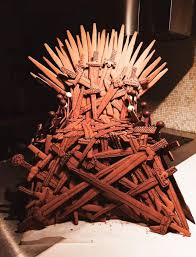 Chair Game Of Thrones Game Of Thrones Fan Makes Gingerbread Iron Throne Metro News