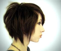 medium haircuts short in back longer in front medium haircuts long in front short in back hairs picture gallery