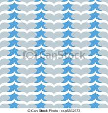 chevron pattern in blue seamless blue heart chevron pattern unique blue and gray vectors