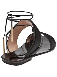 calvin klein women u0027s flat sandal u2013 womof
