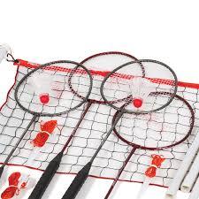 rec tek badminton set