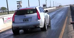 hennessey cadillac cts v wagon hennessey cadillac cts v wagon 10 69 at 1 4 mile
