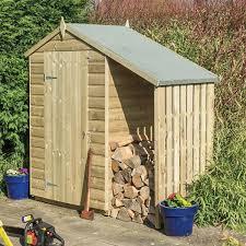 Shiplap Sheds For Sale Log Storage Wooden Log Stores