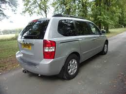 2007 kia sedona 2 9 crdi ls turbo diesel 11 mths mot 7 seater in
