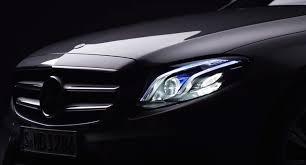 mercedes e class concept 2017 mercedes e class teased in
