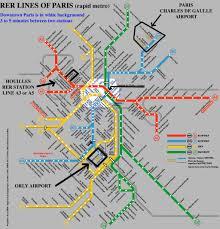 Aris Metro Map by Paris Subway Map Paris Subway Paris Metro Transport Maps Subway