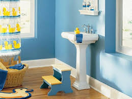 blue bathroom decor ideas navy blue bathroom decor white ceramic bath tub with high arc