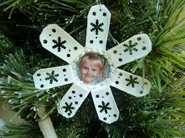 make it easy crafts snowflake frame k cup ornament