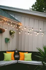 Vintage Globe String Lights by Outdoor Ellegant String Light Company Edison Vintage Outdoor