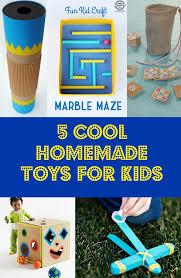 5 cool homemade toys for kids discountqueens com
