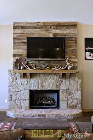 Accent Wall For Living Room by Best 25 Barn Wood Walls Ideas On Pinterest Weather Wood Diy