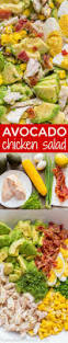 avocado chicken salad recipe video natashaskitchen com