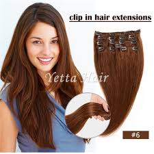 real hair extensions clip in pre bonded keratin hair extensions clip in hair weave color 6