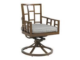 Swivel Rocker Patio Chair by Ocean Club Resort Swivel Rocker Dining Chair Lexington Home Brands