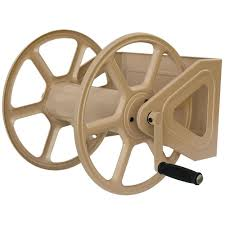 liberty garden commercial wall mount hose reel 709 the home depot