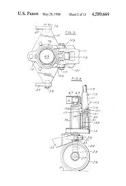 patent us4589669 pallet truck with hydraulic lift google patents