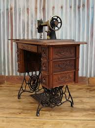 Singer Sewing Machine Desk Beautiful Sewing Machine Cabinets Andrea Schewe Design