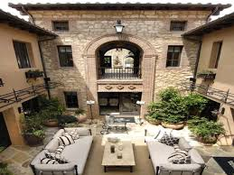 style homes with courtyards italian style homes with courtyards mediterranean tuscan house