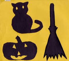 halloween paper bag crafts laura williams