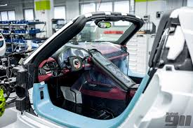 porsche 918 spyder interior the porsche 918 spyder production line will blow your mind u2013 part