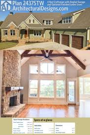 House Plans With Vaulted Great Room by 1297 Best Architectural Designs Editor U0027s Picks Images On Pinterest