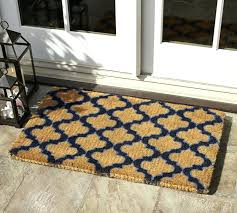 Outdoor Front Door Rugs Front Doors Charming Outdoor Front Door Rug Best Inspirations