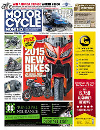 motor cycle monthly november 2014 by mortons media group ltd issuu