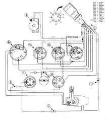 mercruiser marine engine harness schematic perfprotech com