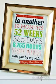 one year dating anniversary gifts for him another year with you anniversary gift count note and creative