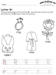 consonant sounds worksheets worksheets