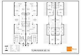 townhouse designs and floor plans duplex designs floor plans dual occupancy home building plans 52486