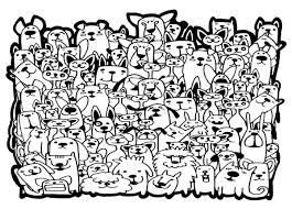 doodle vectors free and cat doodle vector 01 vector animal free