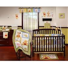 solid wood baby cribs theme winnie the pooh crib bedding plus baby