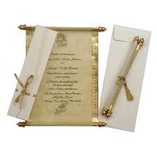 scroll invitation scroll invitation cards scroll invitation printers pune