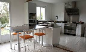 meuble ind endant cuisine meuble bar separation cuisine americaine maison design bahbe com