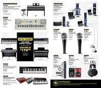 guitar center black friday 2017 ad scan