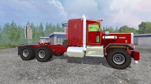 kenworth c500 c500 for farming simulator 2015