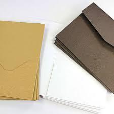 invitation pockets pocket invitations envelopes cards supplies