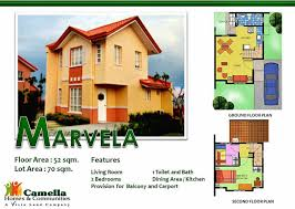 awesome camella homes design with floor plan images interior